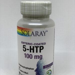 5-HTP100mgSolaray
