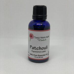 PatchouliEssentialOil